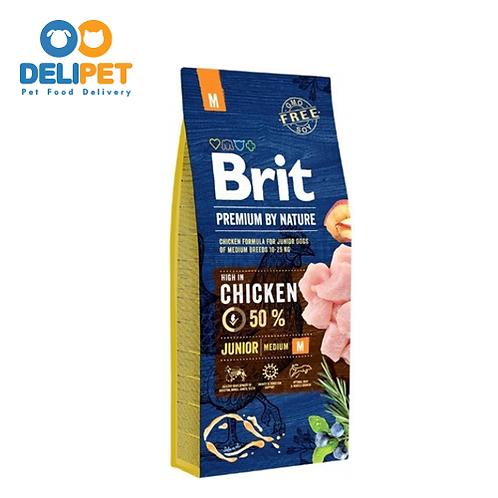 Brit Premium By Nature Junior 15KG - (M ó L)