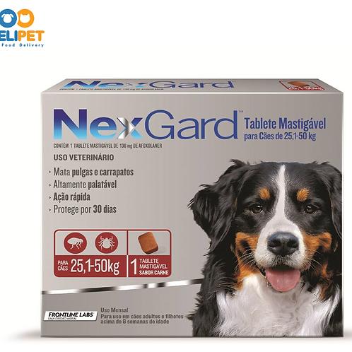 Nexgard 25 a 50 Kg 3 und.