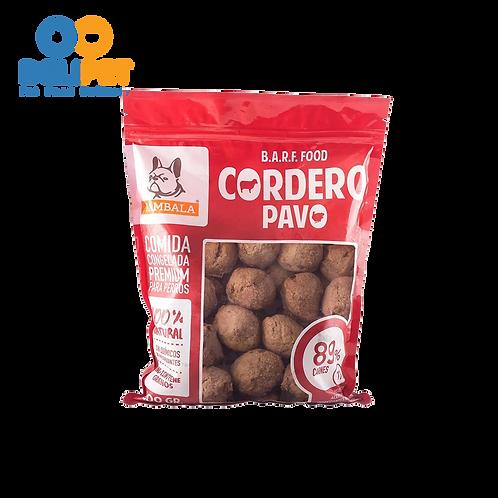 Rambala Cordero y Pavo - 800 gr