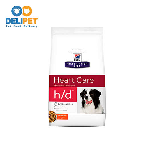 Hills PD h/d (Heart Care) - (BOLSA ó LATA)