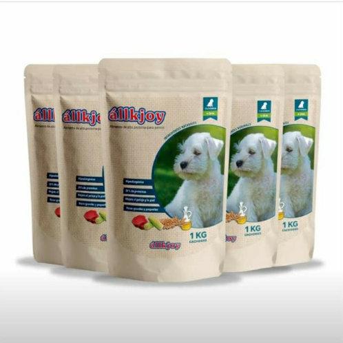 Állkjoy cachorro - Pack x5kg