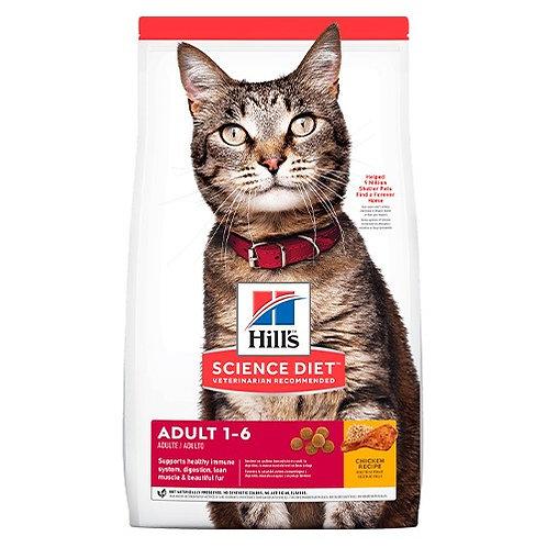 Hills SD Feline Adult 4 lb - 7 lb - 16 lb (1.8KG-3.2KG-7.3KG)