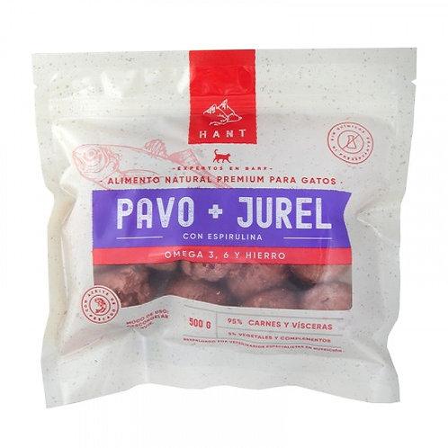 HANT GATO PAVO - JUREL 800 gr