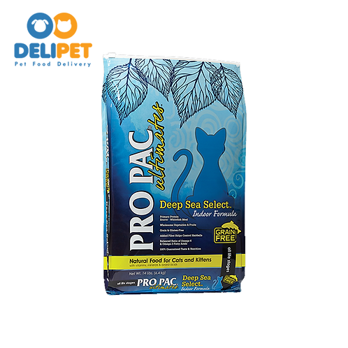 Pro Pac Deep Sea Select CAT Grain Free - 6 Kg
