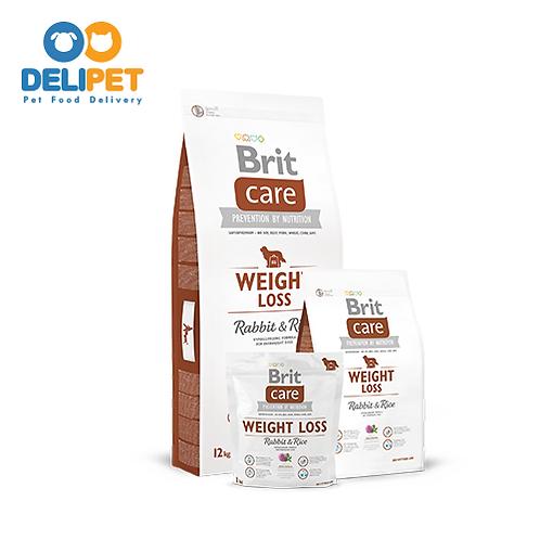 Brit Care Weight Loss Conejo y Arroz (3KG) - (12KG)