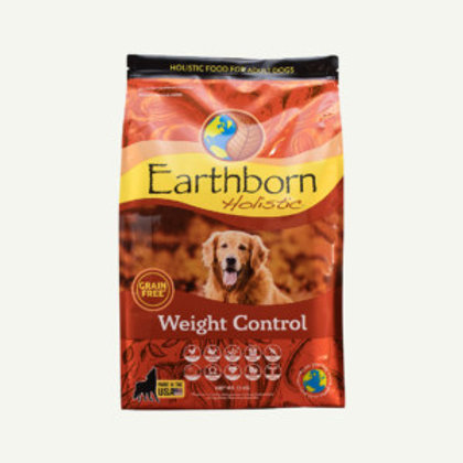 EARTHBORN HOLISTIC Weight Control - Sin Granos (12KG)