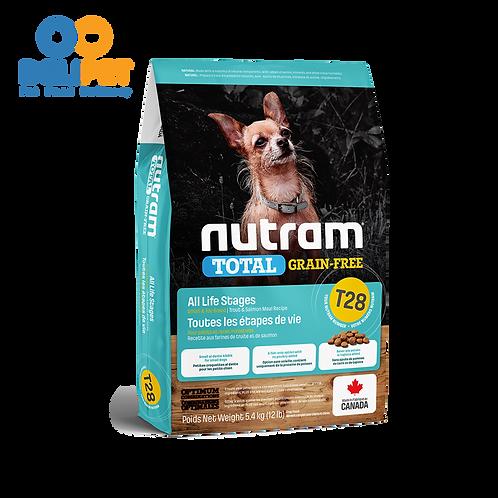 NUTRAM TOTAL GRAIN-FREE T28 SALMON & TROUT SMALL 2 KG