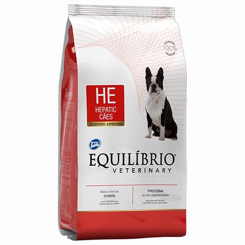 EQUILIBRIO VETERINARY DOG HEPATIC (HE) 7.5 kg