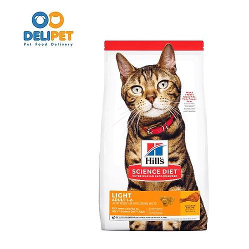 Hills SD Feline Adult Light - (1.8 Kg - 3.2kg)