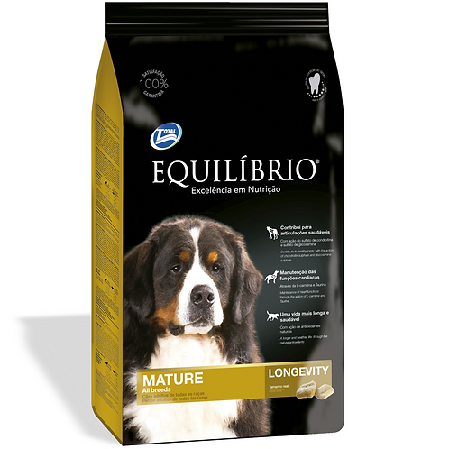 EQUILIBRIO MATURE DOGS ALL BREEDS 15 kg