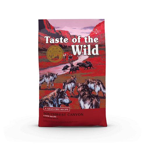 Taste of the Wild Southwest Canyon Canine - 2 Kg