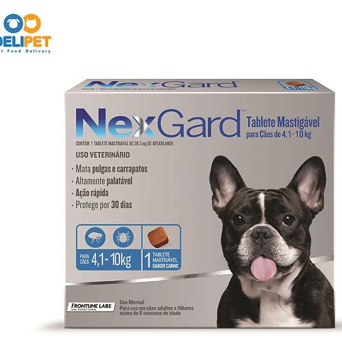 Nexgard 4 a 10 Kg 1und.