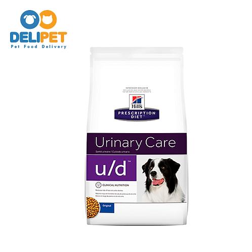 Hills PD u/d (Urinary Care) - (BOLSA ó LATA)