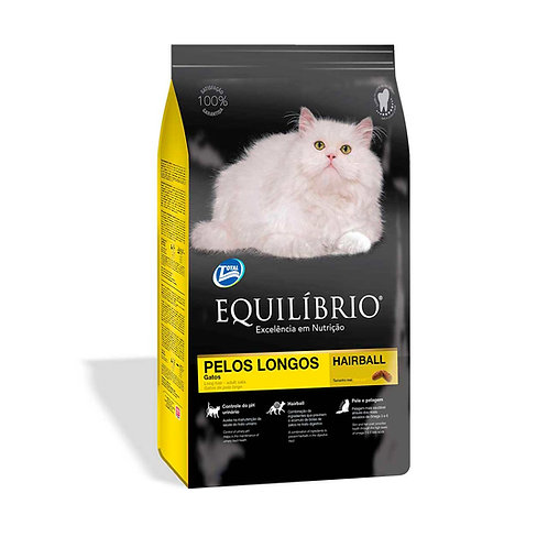 EQUILIBRIO LONG HAIR ADULT CATS 1.5KG