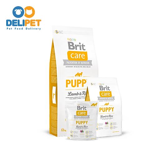 Brit Care Puppy Lamb & Rice (3KG) - (12KG)