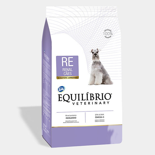 EQUILIBRIO VETERINARY DOG RENAL (RE) 7.5 kg