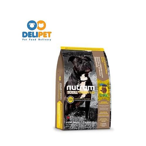 NEW T25 NUTRAM TOTAL GRAIN-FREE SALMON & TROUT DOG - (2KG - 11.4KG)