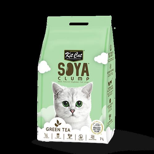KIT CAT SoyaClump Soybean Litter Green Tea 3.18 Kg