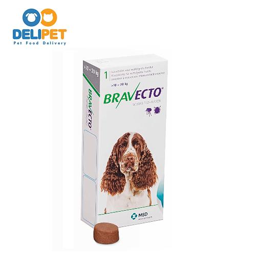 Bravecto - 10 Kg a 20 Kg