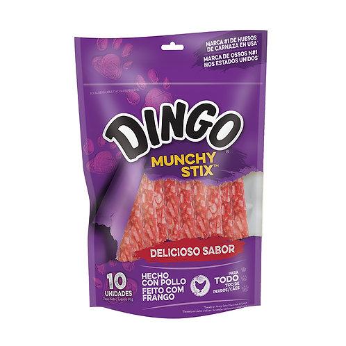 DINGO Munchy Stix 10 unidades