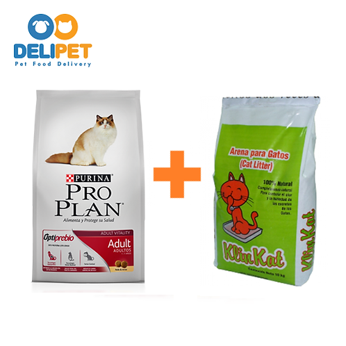 Pro Plan Adulto Cat - 3KG