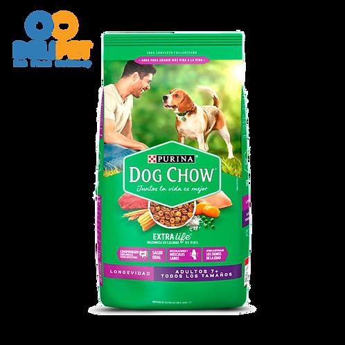 Dog Chow Longevidad 7+ años 8Kg