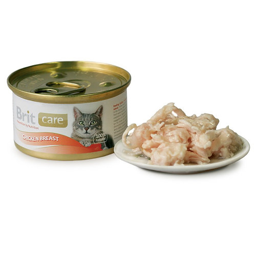 Brit Care - Cat Chicken Breast 80Gr
