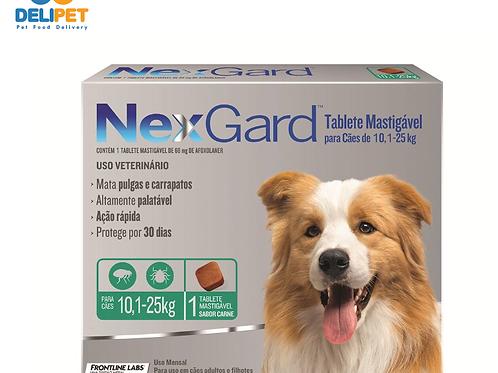 Nexgard 10 a 25 Kg 1und.