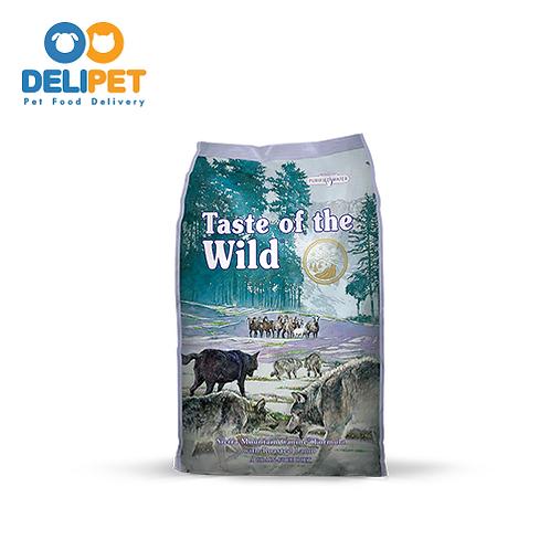 Taste of the Wild Sierra Mountain Canine - 2 Kg
