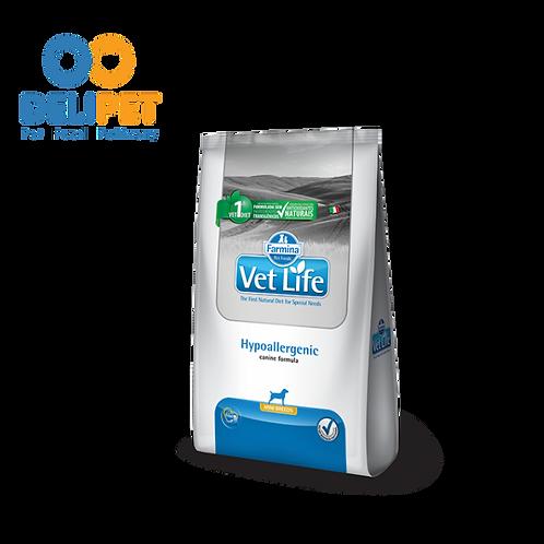 VetLife Formula Hypoallergenic - (2kg - 10.1kg) ó mini (2kg)