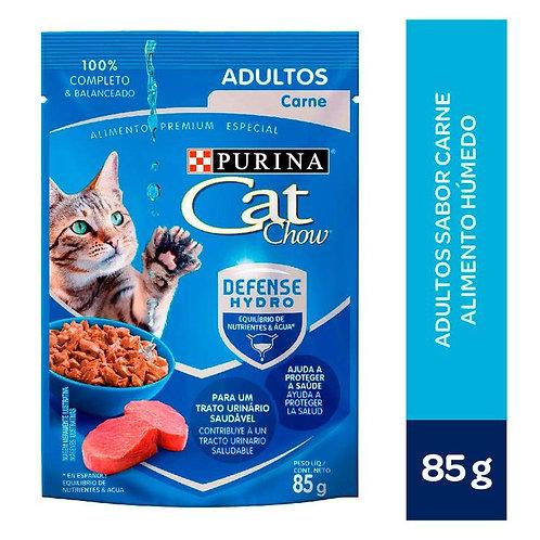CAT CHOW Adultos Carne 15 UNI X 85g (CAJA)