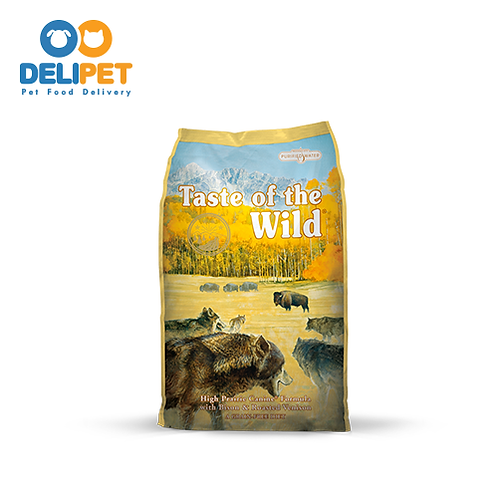 Taste of the Wild High Prairie Canine - (2KG - 12.2KG)