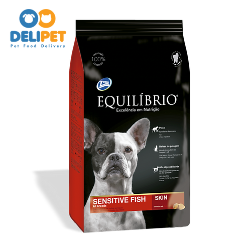 EQUILIBRIO SENSITIVE FISH 15 Kg