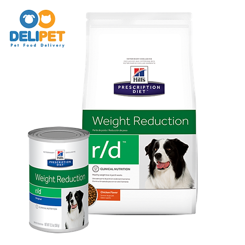Hills PD r/d  (Weight Reduction) - (BOLSA ó LATA)