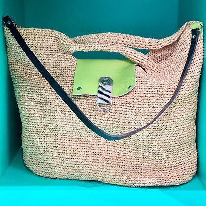 instagram SKDéco skdecoshop skdeco objet de decoration design designer fabrication francaise sac panier cabas en raphia tissé