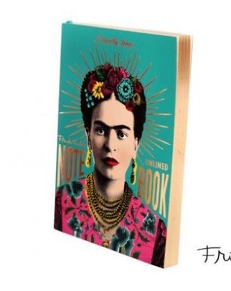 Notes Book Frida