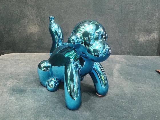 Monkey balloon Blue TM