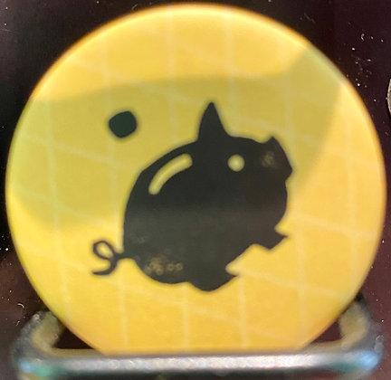 Badge magnetique magnet fun original photo instagram followers SKDéco skdecoshop skdeco tirelire cochon pig piggy bank