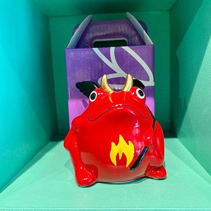 instagram SKDéco skdecoshop skdeco objet de decoration deco design designer tirelire grenouille boite rangement diable evil