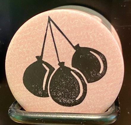 Badge magnetique magnet fun original photo instagram followers SKDéco skdecoshop skdeco ballon ball