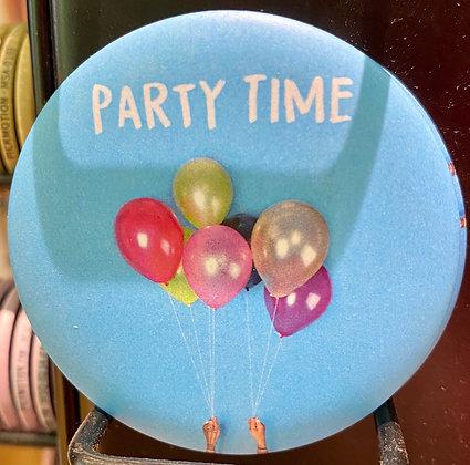 Badge magnetique magnet fun original photo instagram followers SKDéco skdecoshop skdeco party time
