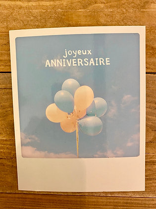 SKDéco skdecoshop skdeco carte postale envoi la poste bonne nouvelle good news insta follower joyeux anniversaire happy birth
