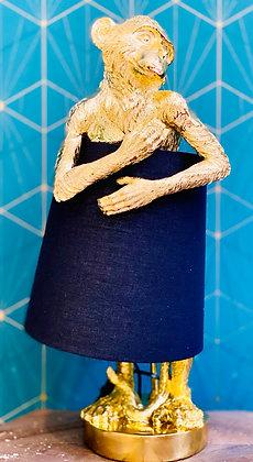 instagram SKDéco skdecoshop skdeco objet de decoration design designer lampe singe monkey originale atypique gold or dore