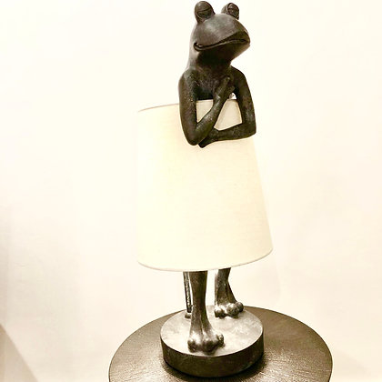 instagram SKDéco skdecoshop skdeco objet de decoration deco design designer lampe grenouille frog lamp originale atypique
