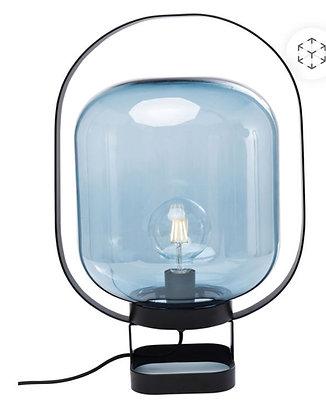 Lampe Saphir Bleu