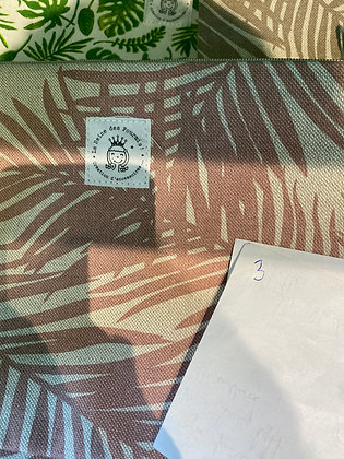 instagram SKDéco skdecoshop skdeco objet de decoration design designer fabrication francaise pochette en tissus coton fleuri