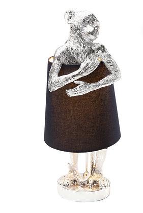 Lampe Naked Monkey Sylver