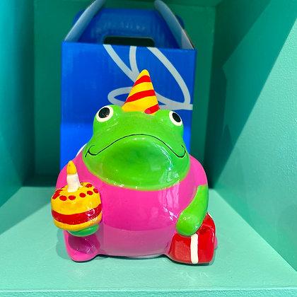 instagram SKDéco skdecoshop skdeco objet de decoration deco design designer tirelire grenouille boite rangement anniversaire