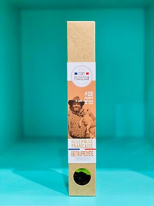 Huile d'Olive à la Truffe d'été - Fabrication Française