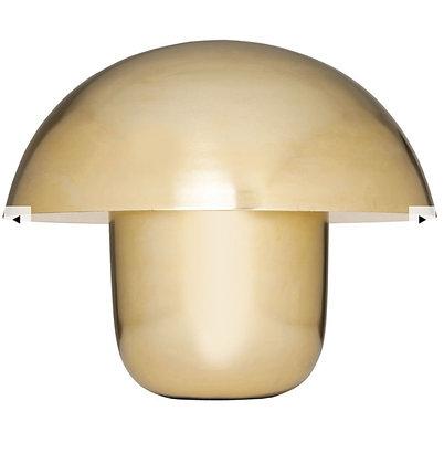 Lampe Ultra Gold Mushroom